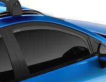 Deflector de aer geam lateral ClimAir®* pentru ușile față, transparent